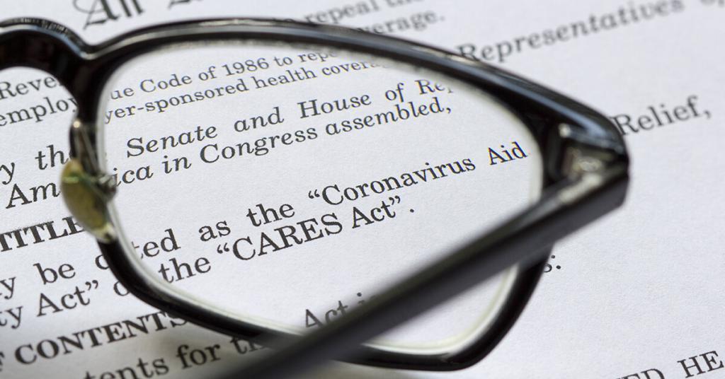 CARES Act 2021